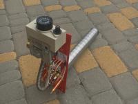 Газогорелочное устройство ВАКУЛА-7,5-TGV (на ТЕРМО)