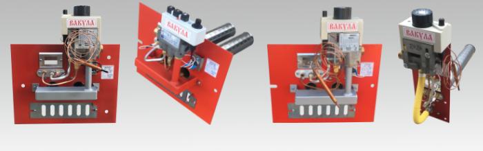 Газогорелочные устройства для котлов и печей